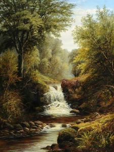 William Mellor - paysage