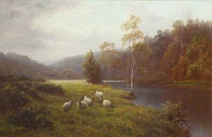 William Mellor - Wharfe