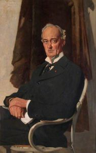 William Newenham Montague Orpen - Seigneur Riddell