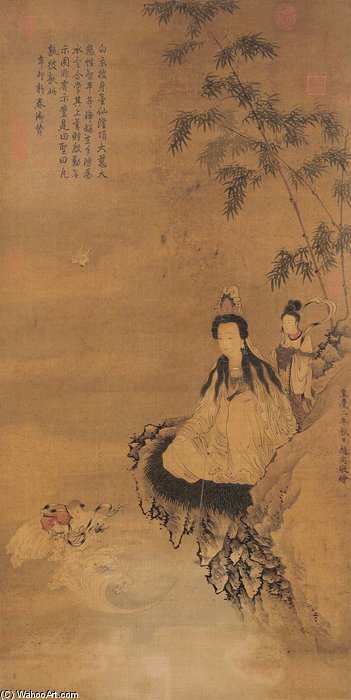 Guanyin Acolytes de Master Of The Parrot