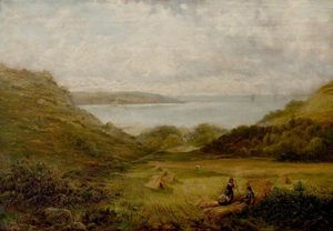 Henry Hadfield Cubley - Barmouth Bay