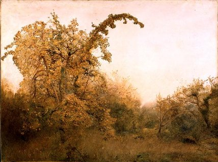 l'ancienne poire arbre de John William North (1842-1924, United Kingdom)