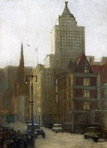 Aaron Harry Gorson - 57th Street A Fifth Avenue
