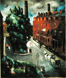Christopher Wood - A Place Chelsea
