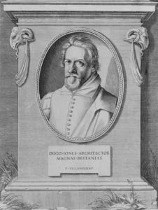 Francesco Villamena - Inigo Jones