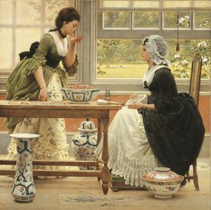 George Dunlop Leslie - Pot-pourri