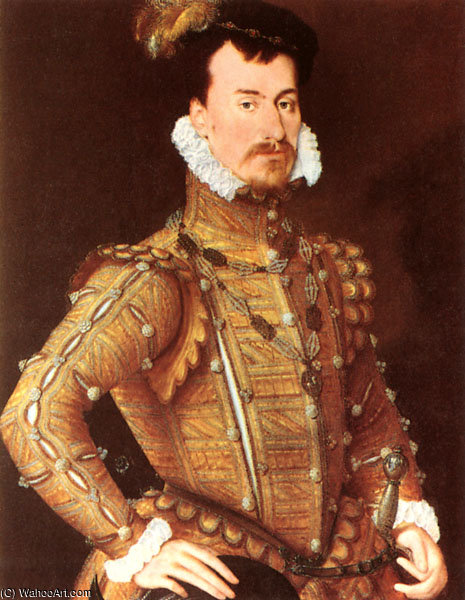 Earl Of Leicester de Robert Dudley (1826-1909, United Kingdom)