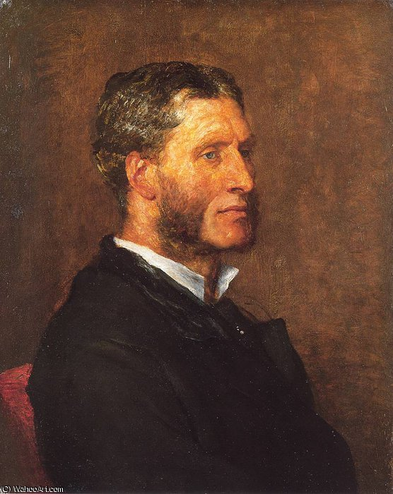Matthew Arnold de Frederick Waters Watts (1800-1870, United Kingdom)