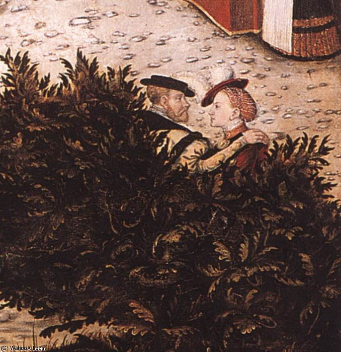 sans titre (3624) de Lucas Cranach The Elder (1472-1553, Germany)