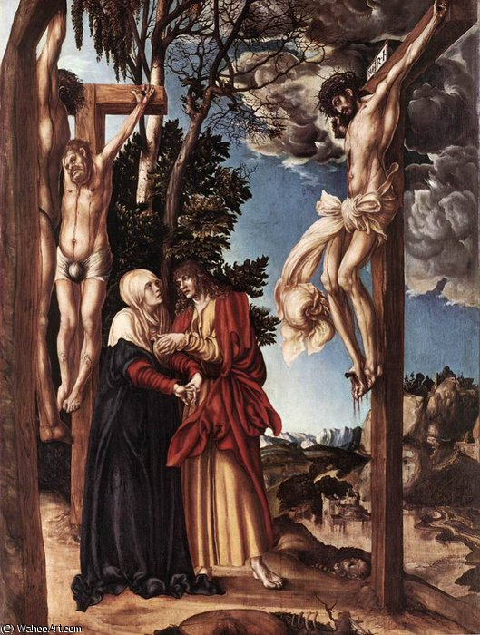 Sans titre 2941 de Lucas Cranach The Elder (1472-1553, Germany)