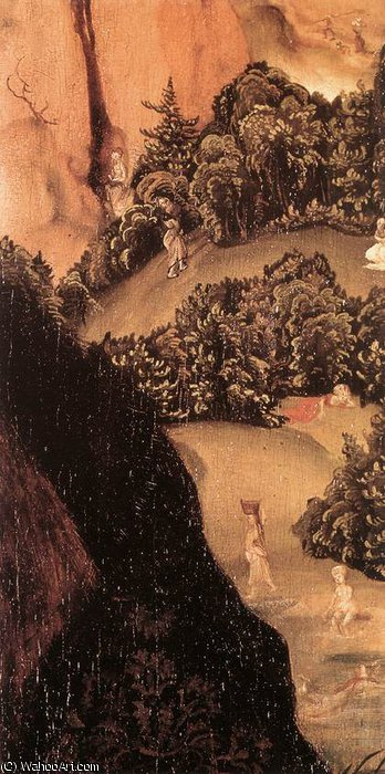 sans titre (3714) de Lucas Cranach The Elder (1472-1553, Germany)
