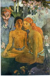 Paul Gauguin - sanstitre 7590