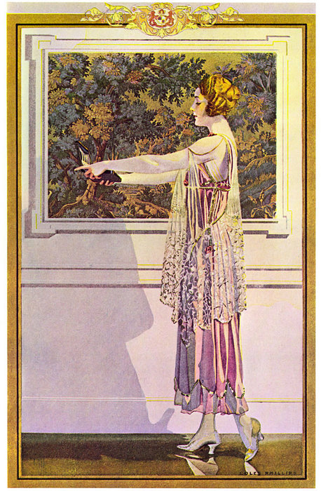 Untitled (846) de Coles Phillips (1880-1927, United States)