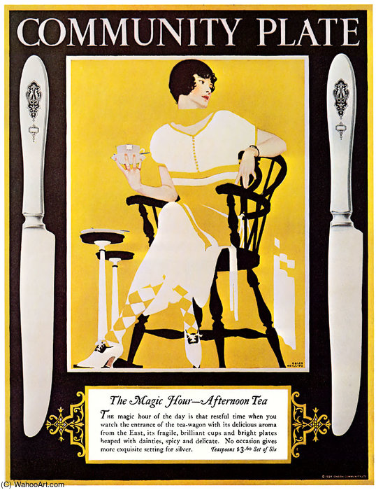 Untitled (887) de Coles Phillips (1880-1927, United States)