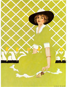 Coles Phillips - Untitled (142)