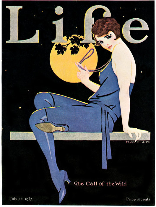 Untitled (898) de Coles Phillips (1880-1927, United States)