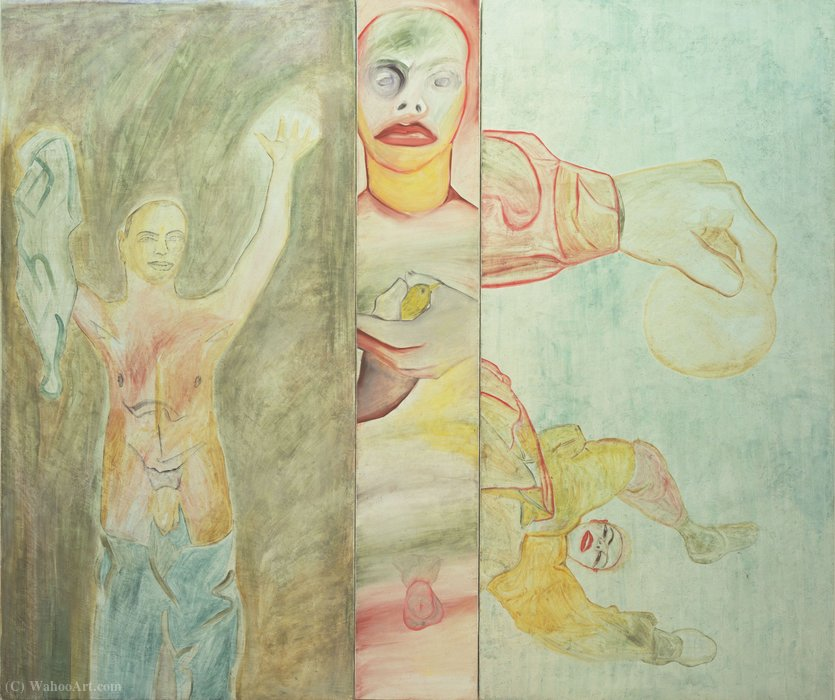 Conversion à Sa de Francesco Clemente