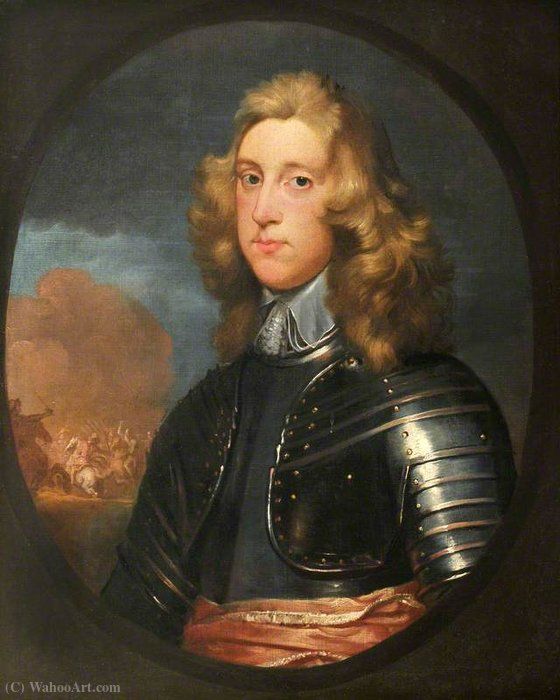 L honorable Henry Herbert (1640 1691), plus tard 4ème baron Herbert de Chirbury de Gerard Soest (1600-1681, Germany)