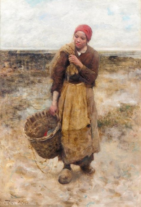 Le et de la journée de Robert Mcgregor (1847-1922, United Kingdom) | ArtsDot.com