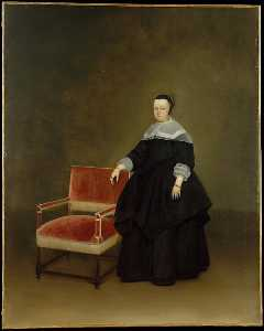 Gerard Ter Borch The Youn.. - margaretha van haexbergen..