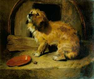 Edwin Henry Landseer - There's nulle part comme ..