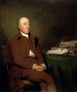 Henry Raeburn - james hutton ( 1726–1797 ) , Géologue