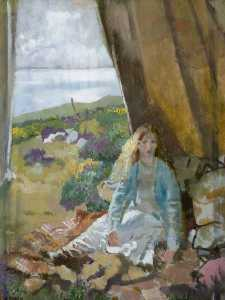 William Newenham Montague Orpen - HEURE D ETE