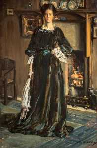 Francis Henry Newbery - eileen lavery ( 1890–1935..
