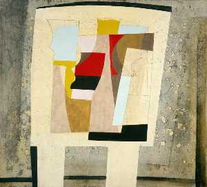 Ben Nicholson - 14 Marchera 1947 ( nature..