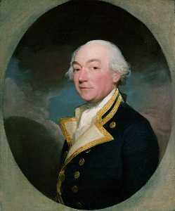 Gilbert Stuart - Capitaine William Locker 1731–1800