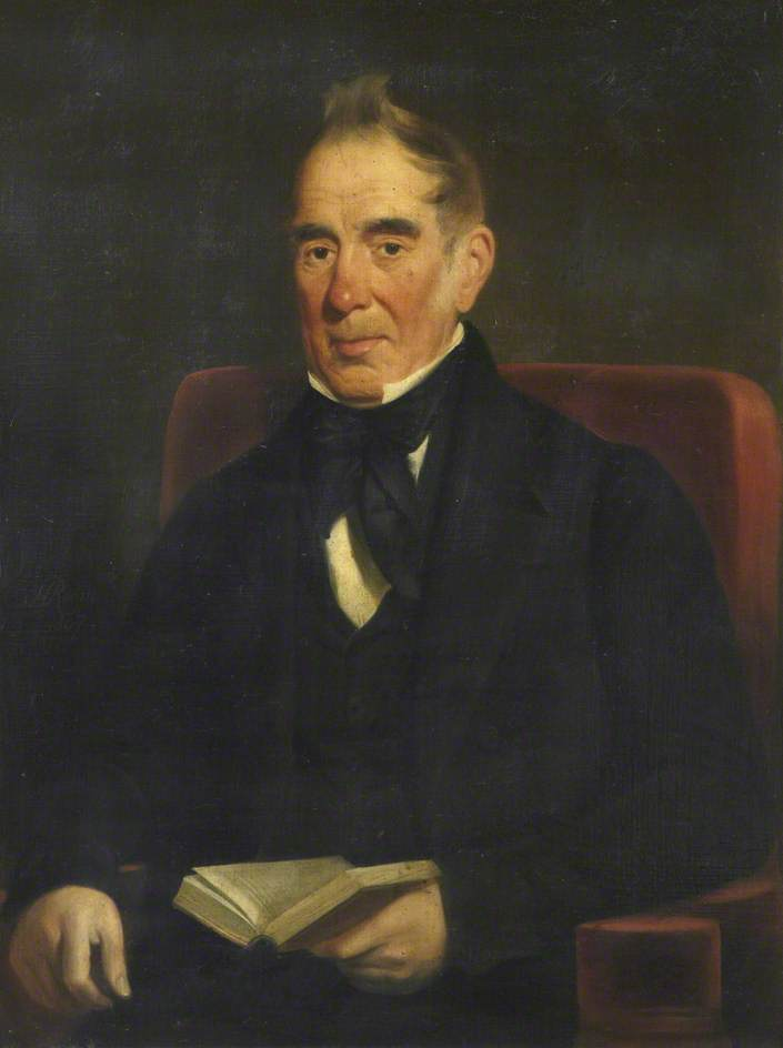 david dewar , Sénior, 1847 de Henry Room | Reproductions D'œuvres D'art Henry Room | ArtsDot.com