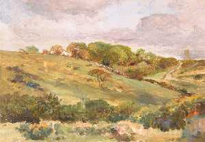 Frederick William Hayes - Llandwrog