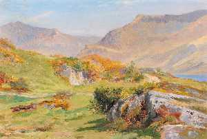 Frederick William Hayes - Snowdon