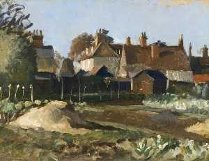 John Arthur Malcolm Aldridge - les allotments