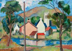 William Crosbie - Paysage