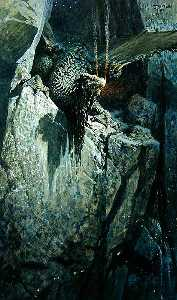 Georg Janny - Le Dragon's Caverne