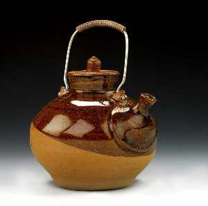 Byron Temple - Sanstitre ( Lidded Pot )