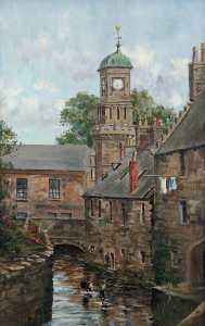 William Wright - le vieux Tolbooth