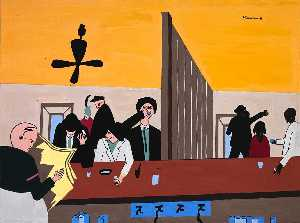 Jacob Lawrence - bar et grille