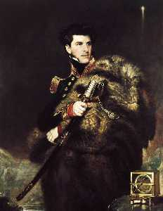 John Robert Wildman - Le commandant james clark ross ( 1800–1862 )