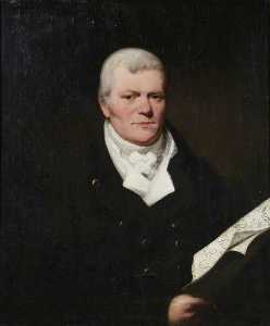 John Cawse - Monsieur Richard Eh bien de Turvey ( 1756–1811 )