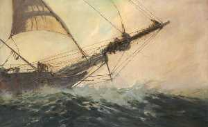 Arthur John Trevor Brisco.. - the bowsprit