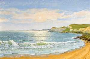 Alfred William Watkin - Dorset Côte
