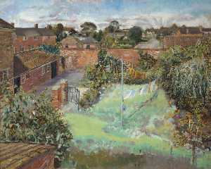 Malcolm Alastair Percy Fe.. - jardin clos , Cannington