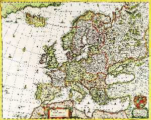Continents - L Europe