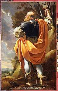 Simon Vouet - GAUCHER DE CHATILLON