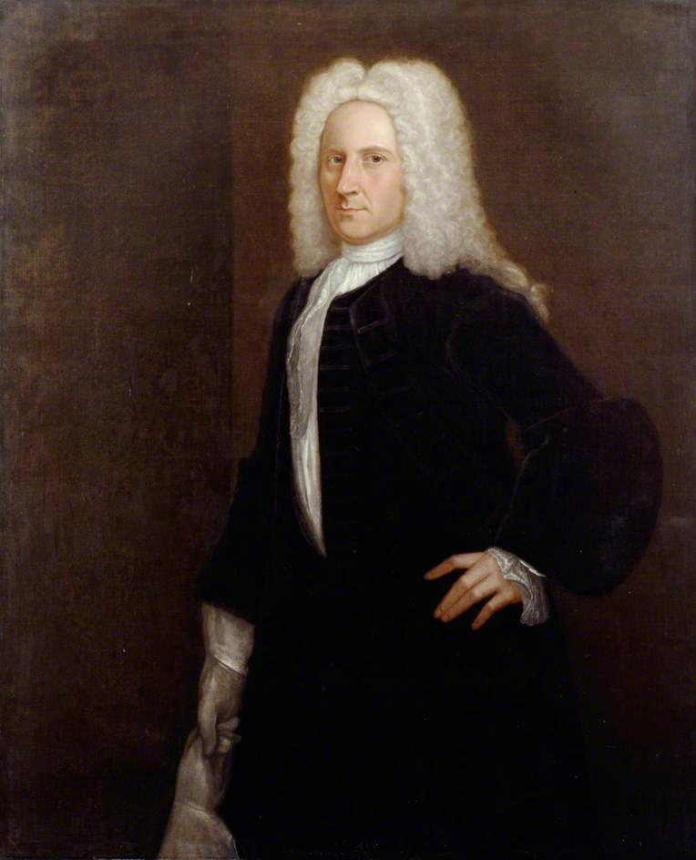 james allen, 1724 de John Ellys | Reproduction Peinture | ArtsDot.com