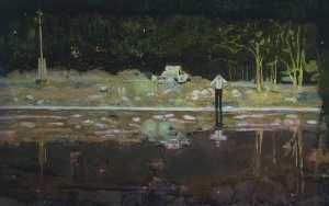 Peter Doig - Lac echo