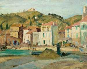 Ronald Ossory Dunlop - de Martigues France