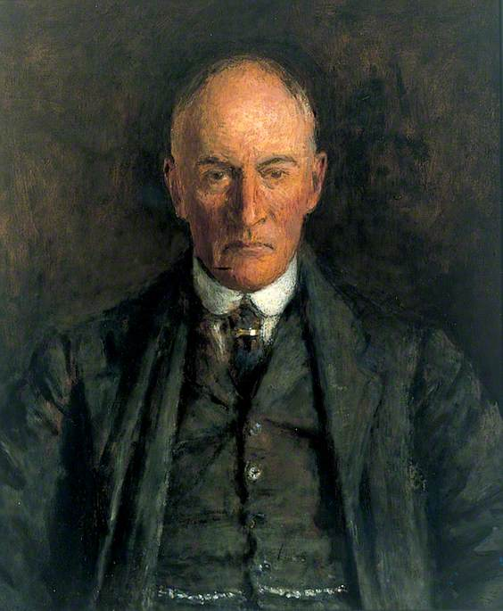 Professeur W . P . Kerr de Philip Wilson Steer (1860-1942, United Kingdom) | Reproduction Peinture | ArtsDot.com